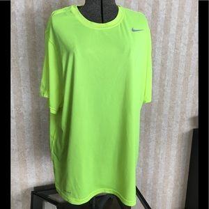 Nike dri-fit tee.